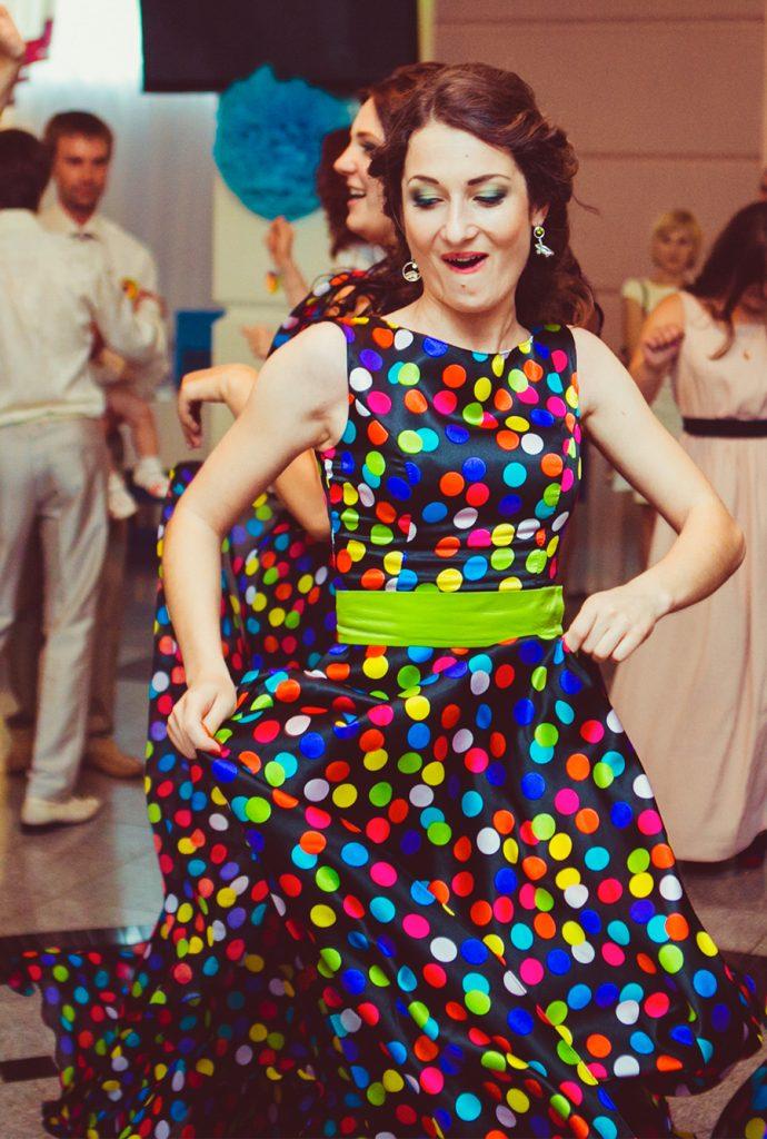 Initiation à la danse pour vos invités